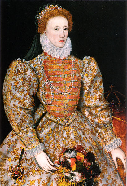 Spenser depicted Queen Elizabeth I as a figure of frozen sexuality and lack of genealogy.