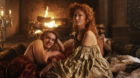 "Emmerich depicted Elizabeth I as a sexualised object in his film ""Anonymous""."