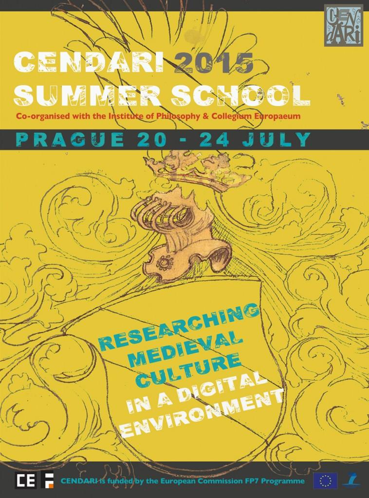 CENDARI Summer School 2015
